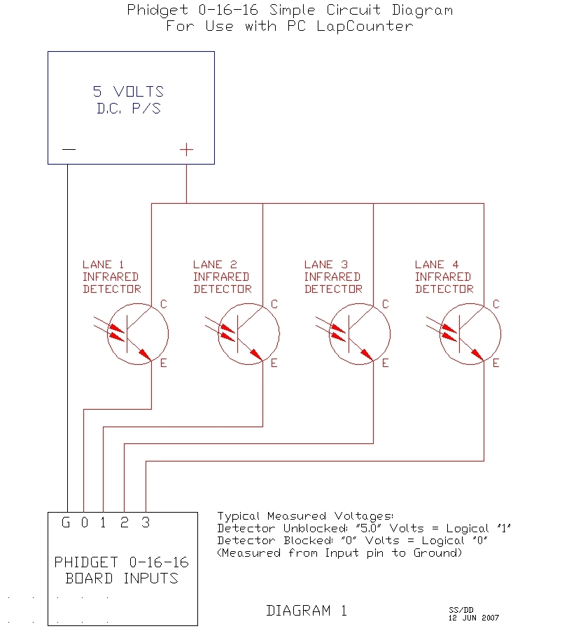 Diagram1 schema to connect detector to phidget 0 16 16  at crackthecode.co