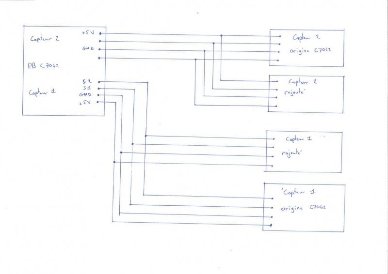 Modification C7042, ajout capteurs [tuto] 636471SchmacapteurC7042